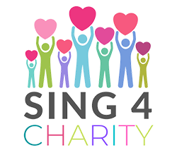 Sing 4 Charity Logo
